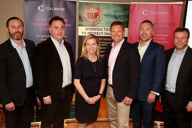 Collinson partners with The TRIP Group