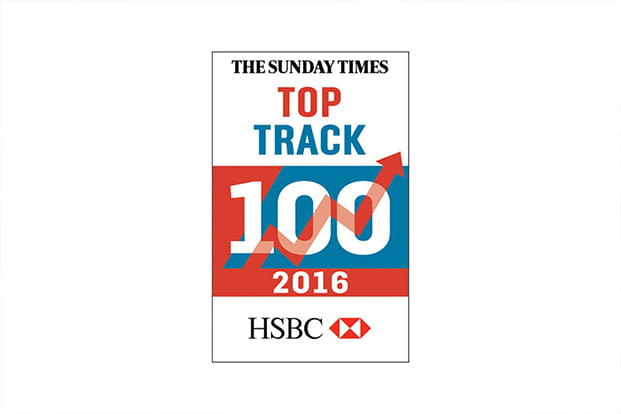 Collinson makes its debut in the Sunday Times HSBC Top Track 100