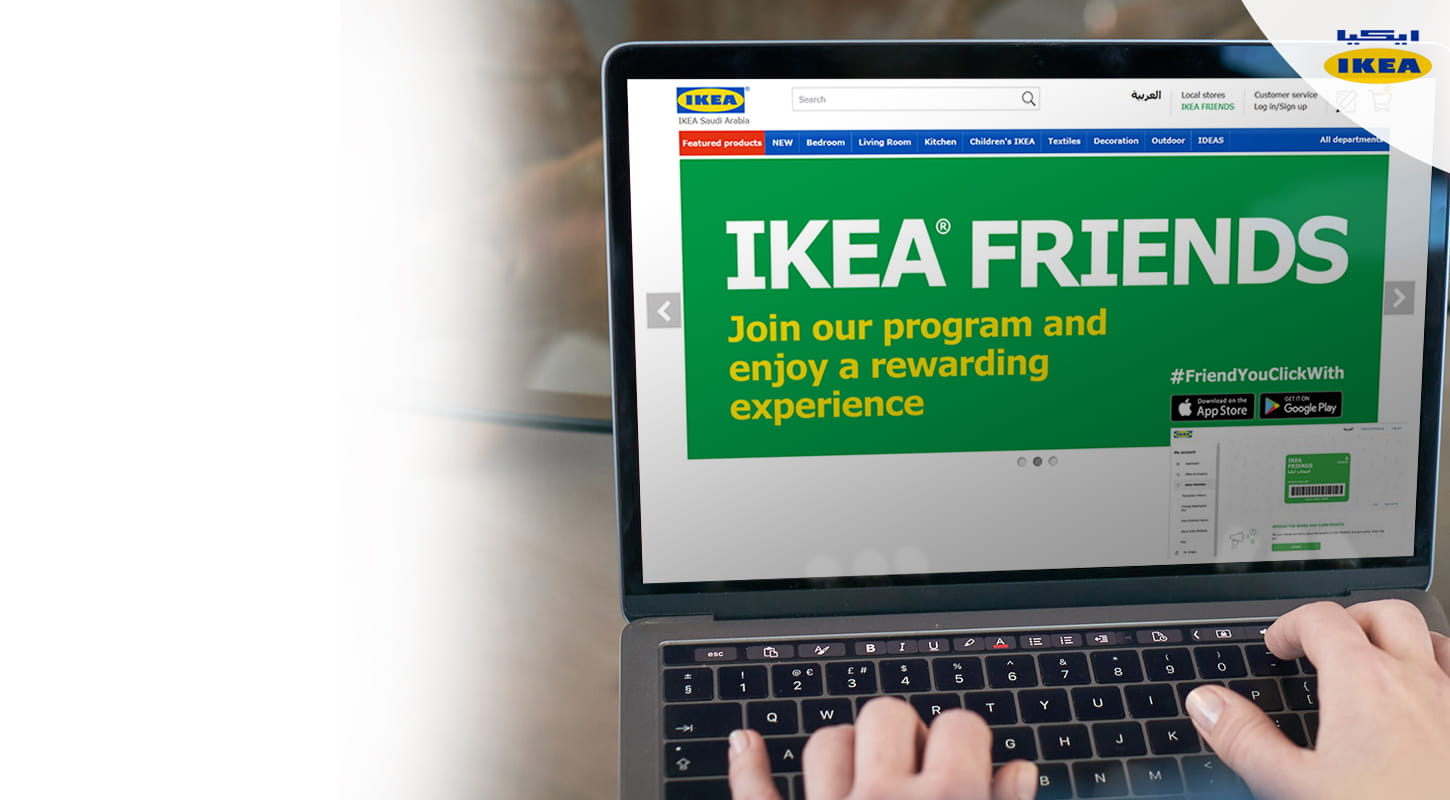 Collinson | Powering the IKEA Friends programme in KSA