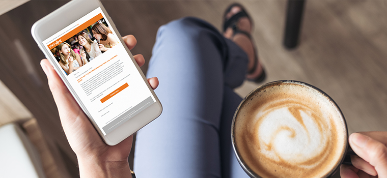 Customer Communications Platform: Personalised messaging | Collinson