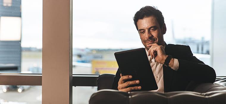 Airport Lounge Pass: Enrich customer experiences   Collinson