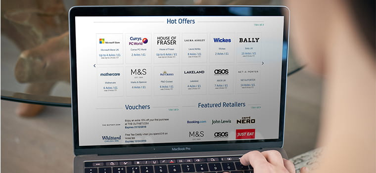 Earn Loyalty Points   Merchant Funded   Collinson