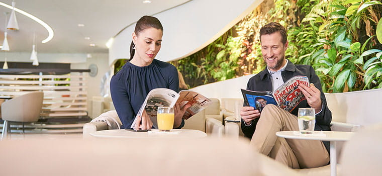 Priority Pass: Enrich airport experiences | Collinson