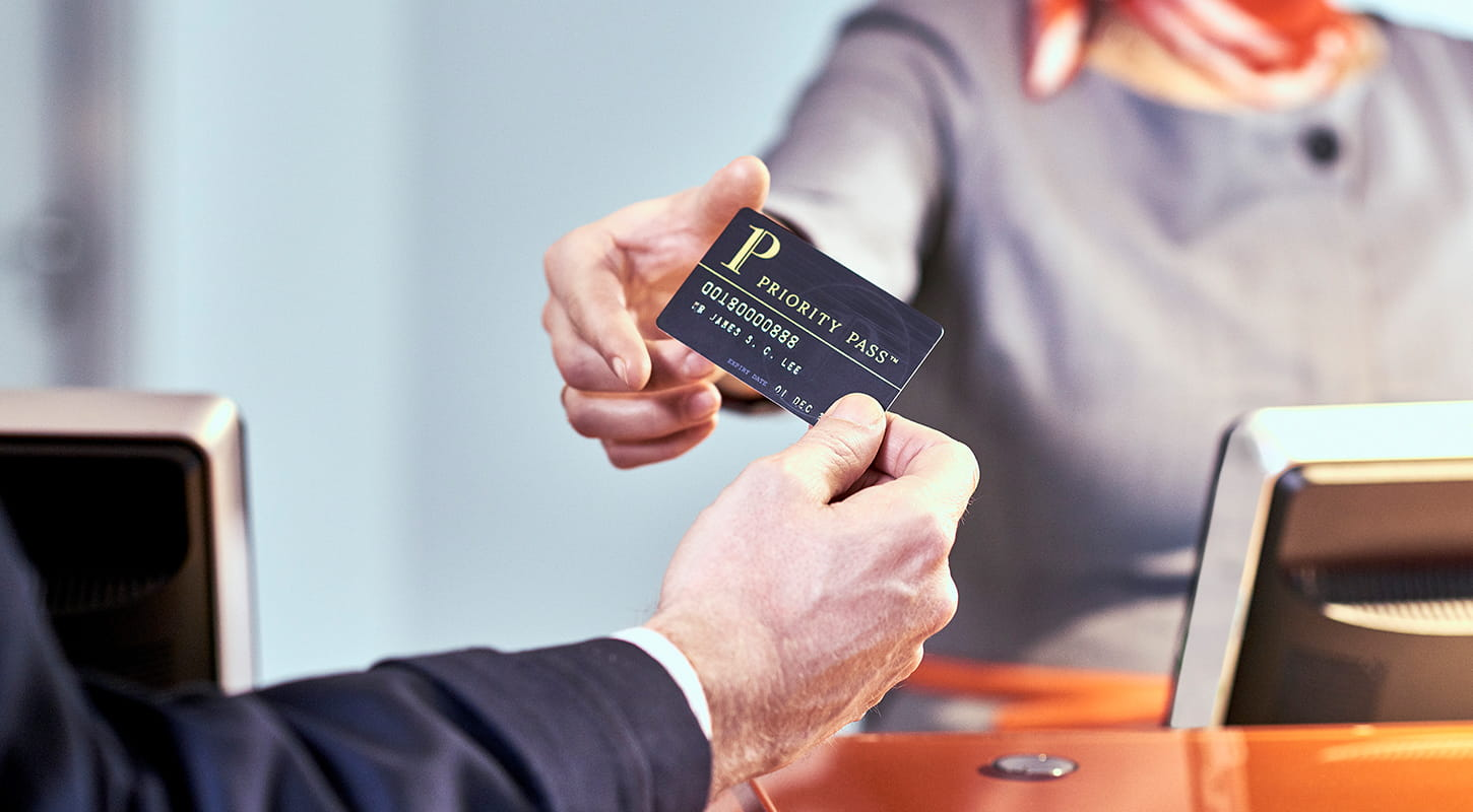 Priority Pass | Airport lounge access programme | Collinson