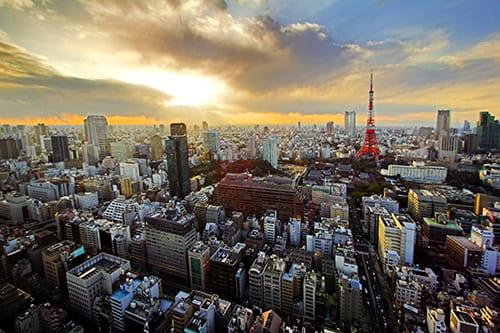 Japan | Collinson