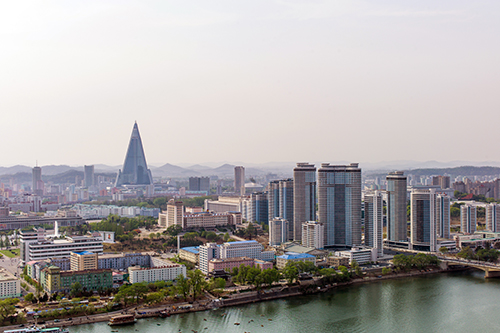 North Korea   Collinson