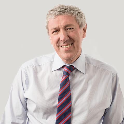 Colin Evans, Chairman | Collinson