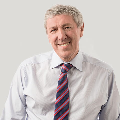 Colin Evans, Chairman | Collinson