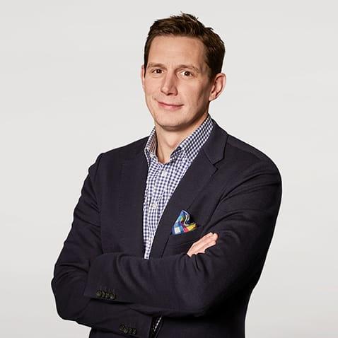 David Evans,  Joint CEO   Collinson