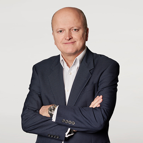 Mark Hampton, Chief Financial & Operating Officer | Collinson